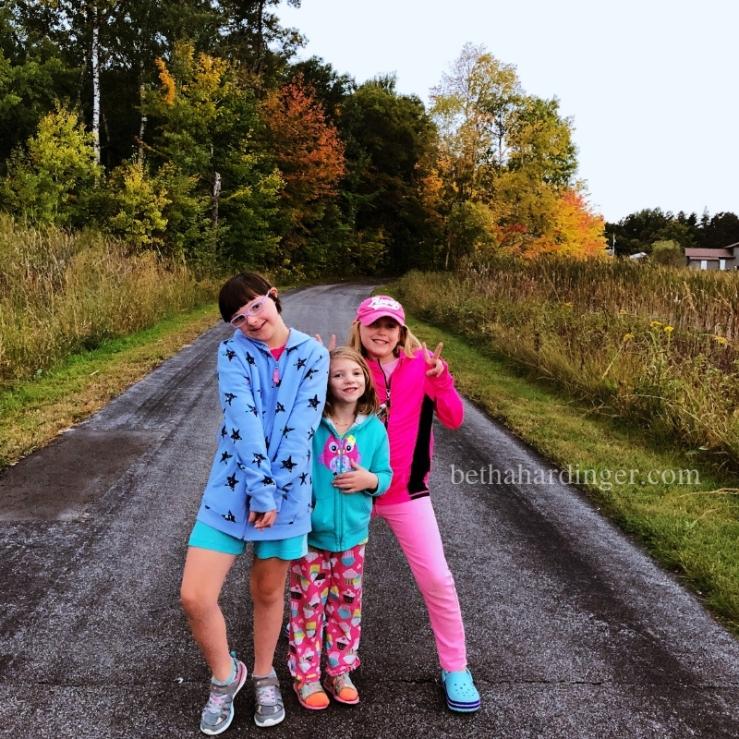 Sept 30 Walk Beth A Hardinger