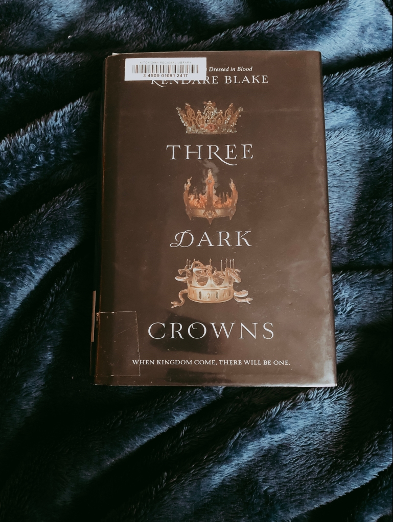 Three Dark Crowns | Kendare Blake