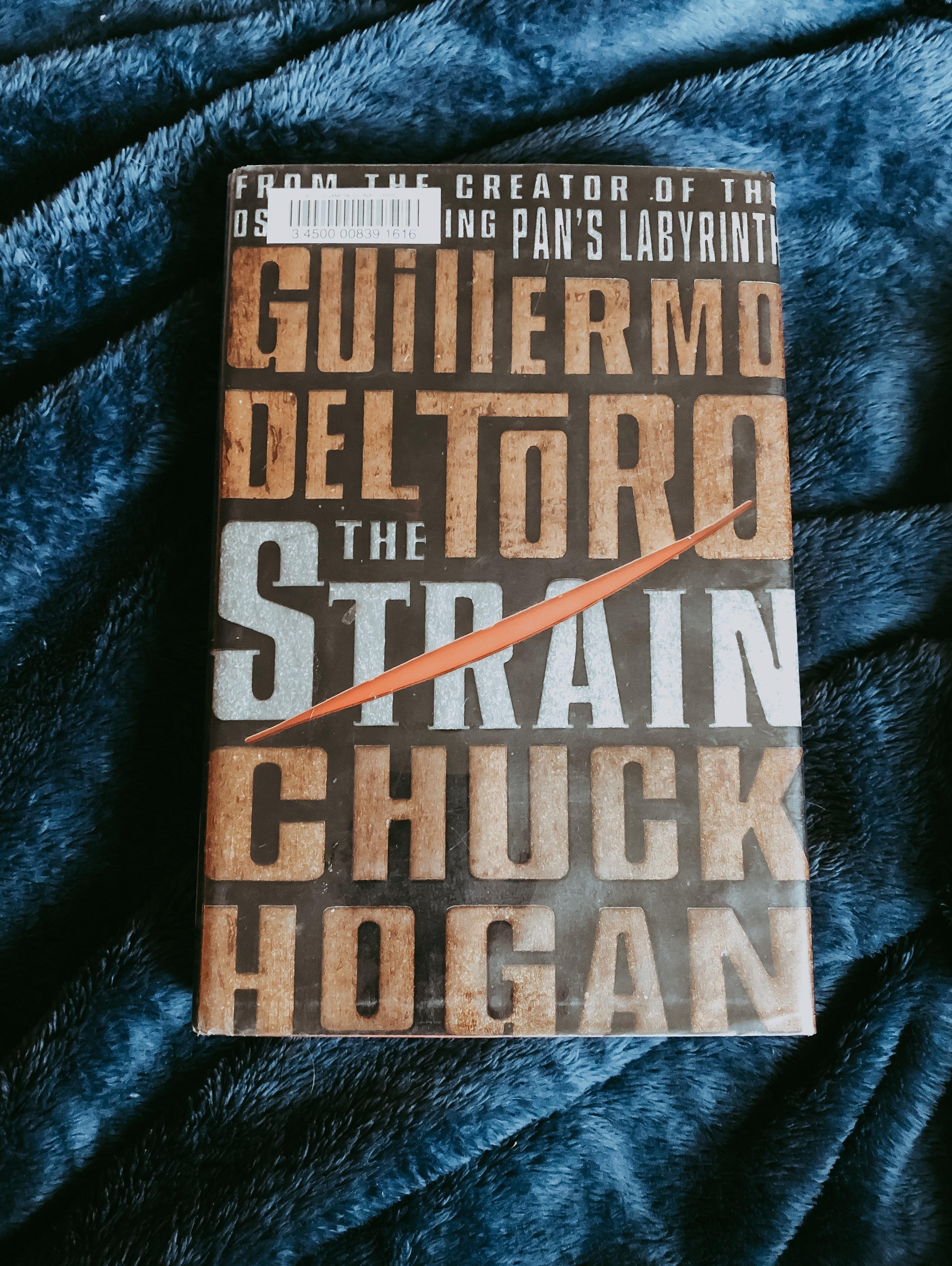 The Strain | Guillermo Del Toro